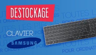 Destockage Clavier Samsung