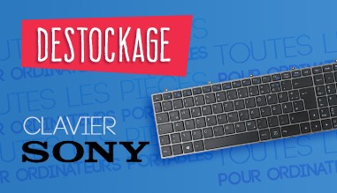 Destockage Clavier Sony